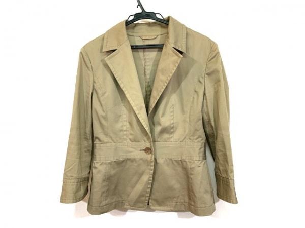 ユナイテッドアローズ ジャケット サイズ38 M レディース ライトブラウン