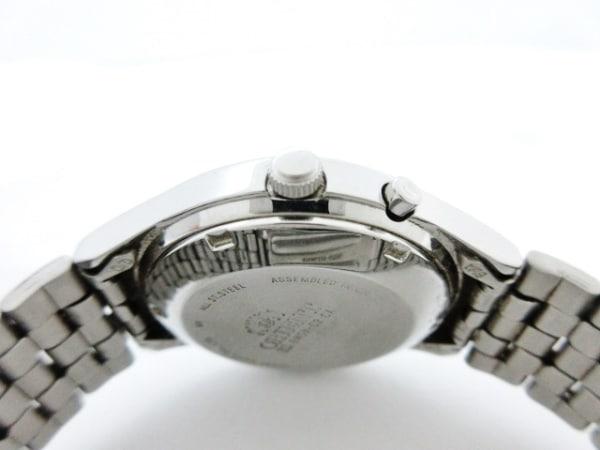 ORIENT(オリエント) 腕時計 スリースター EM5V-C2 ボーイズ 黒