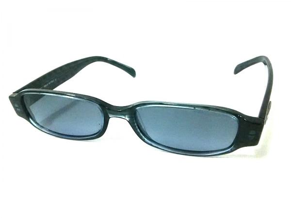 FENDI(フェンディ) サングラス SL7656 ネイビー プラスチック