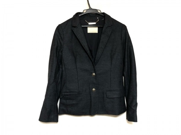 GALLARDAGALANTE(ガリャルダガランテ) ジャケット サイズ0 XS レディース美品  グレー