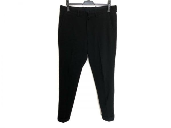 N.Hoolywood(エヌハリウッド) パンツ サイズ38 M メンズ 黒