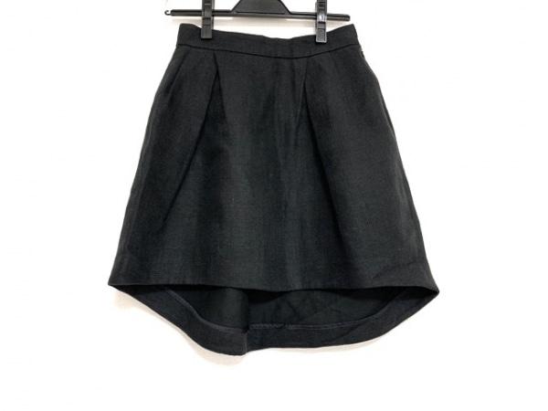 YOKO CHAN(ヨーコ チャン) スカート サイズ38 M レディース美品  黒