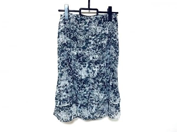 23区(ニジュウサンク) ロングスカート サイズ38 M レディース新品同様  花柄