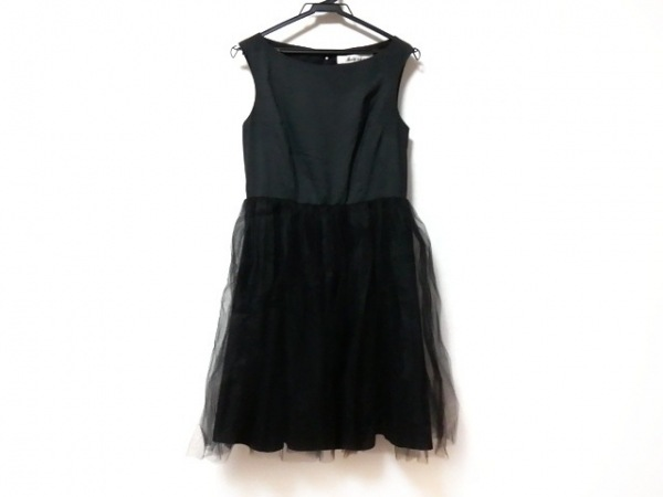 Bilitis(ビリティス) ドレス サイズ36 S レディース美品  黒 dix-sept ans