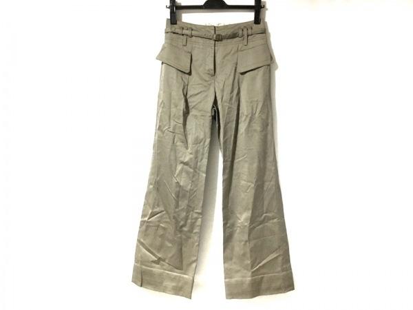 EPOCA(エポカ) パンツ サイズ38 M レディース カーキ