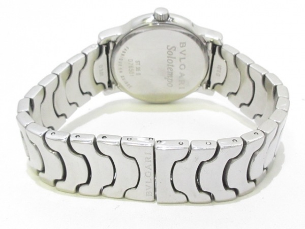 BVLGARI(ブルガリ) 腕時計 ソロテンポ ST35S メンズ カーキ