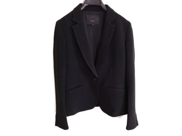 ICB(アイシービー) スカートスーツ サイズ9 M レディース美品  黒 complete