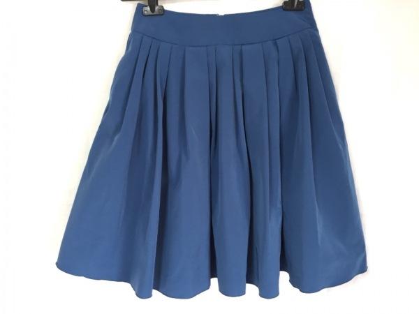 Tiaclasse(ティアクラッセ) スカート サイズM レディース新品同様  ブルー
