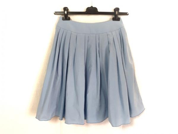 Tiaclasse(ティアクラッセ) スカート サイズM レディース美品  ライトブルー