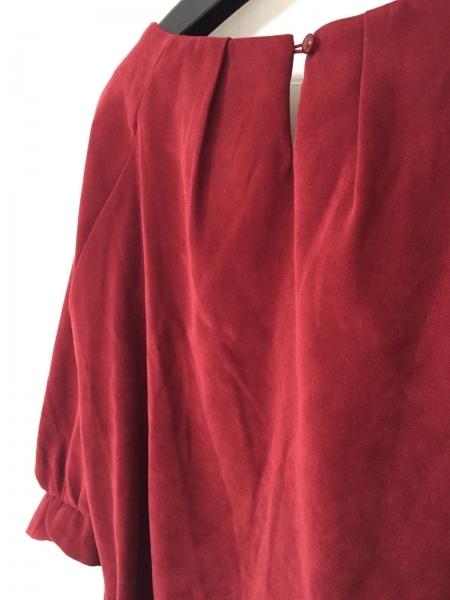 Tiaclasse(ティアクラッセ) ワンピース サイズM レディース美品  レッド