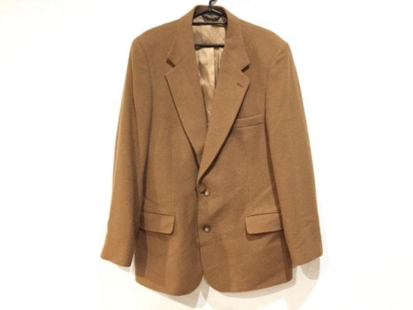 BrooksBrothers(ブルックスブラザーズ) ジャケット サイズ43 メンズ美品  ブラウン