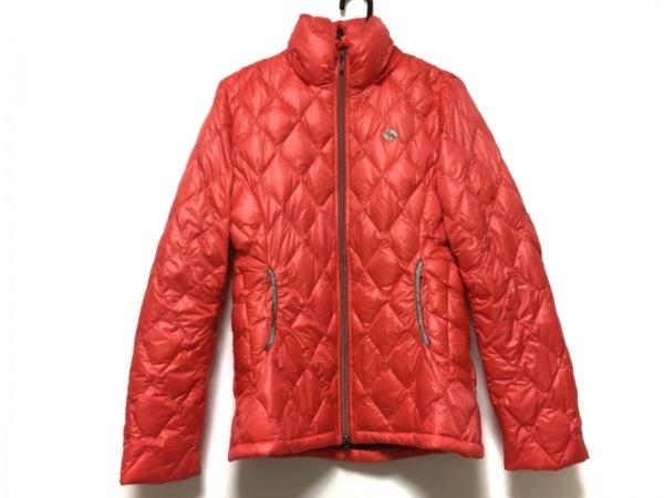 HealCreek(ヒールクリーク) ダウンジャケット サイズ42 L レディース レッド 冬物