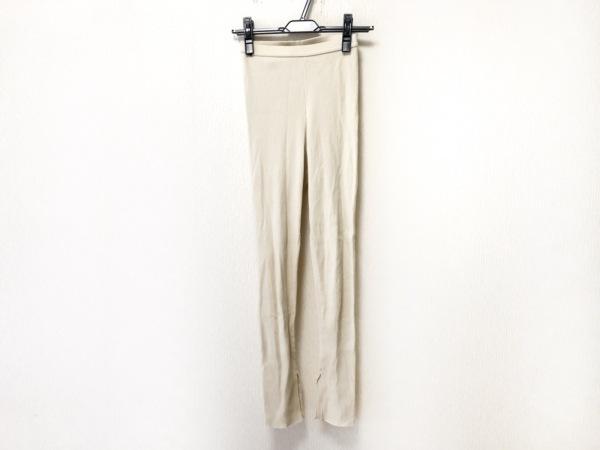 AURALEE(オーラリー) パンツ サイズ1 S レディース アイボリー