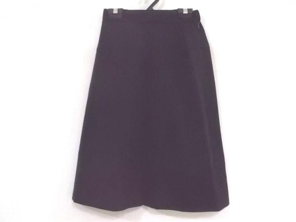 miss ashida(ミスアシダ) スカート サイズ7 S レディース美品  ネイビー
