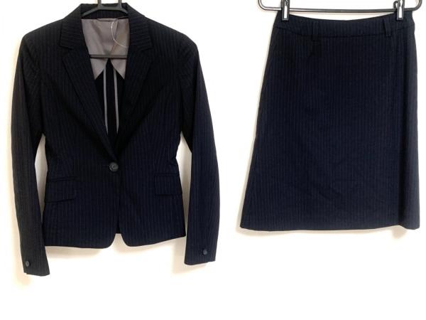 ファサードグリーン ユナイテッドアローズ スカートスーツ サイズ36 S レディース