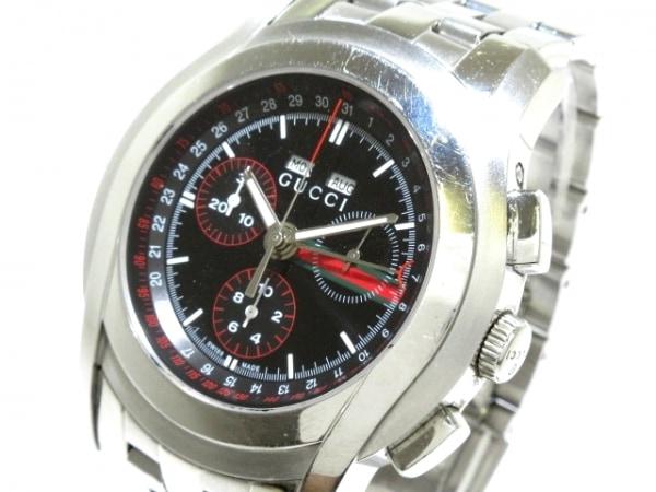 GUCCI(グッチ) 腕時計 シェリー 5500 メンズ 黒
