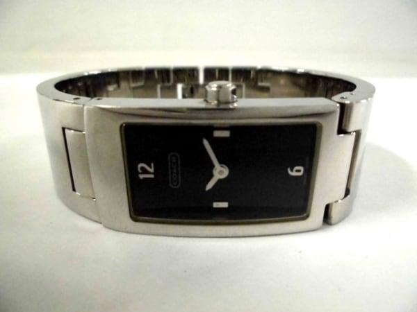 COACH(コーチ) 腕時計美品  W040 レディース 黒