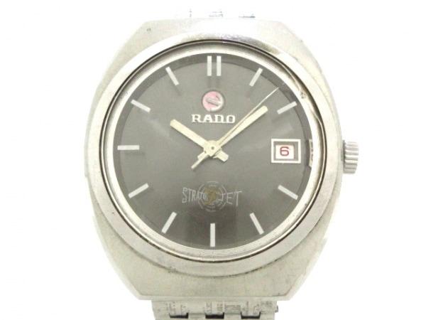 RADO(ラドー) 腕時計 ストラトジェット - メンズ ダークグレー