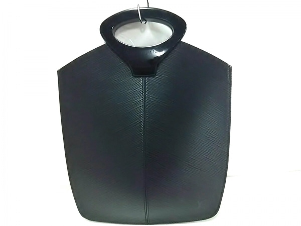 ルイヴィトン ハンドバッグ エピ美品  ドゥミ・リュンヌ M52682 ノワール