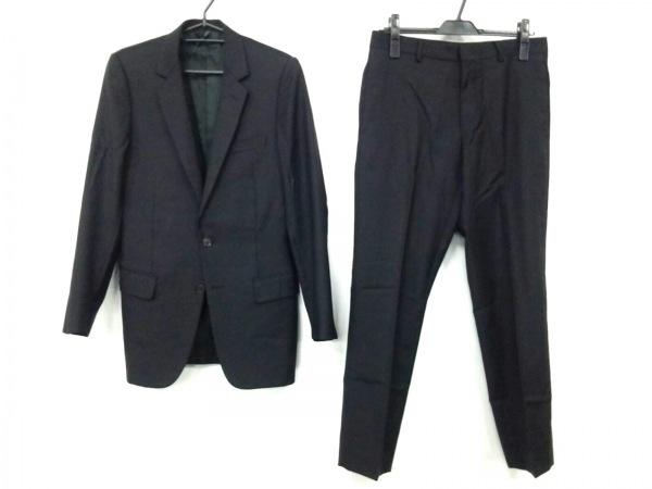 Dior HOMME(ディオールオム) シングルスーツ サイズ44 M メンズ 黒