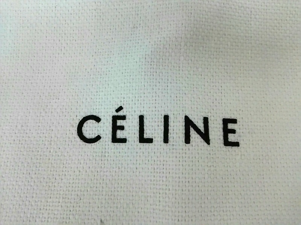 CELINE(セリーヌ) サンダル 36.5 レディース レッド アウトソール張替済 スエード