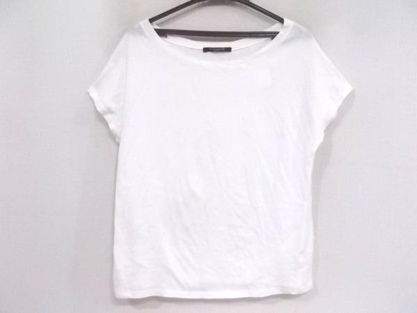ルヴェルソーノアール 半袖Tシャツ サイズ38 M レディース美品  アイボリー