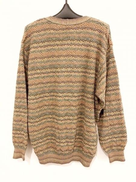 MISSONI(ミッソーニ) 長袖セーター サイズL メンズ美品 2