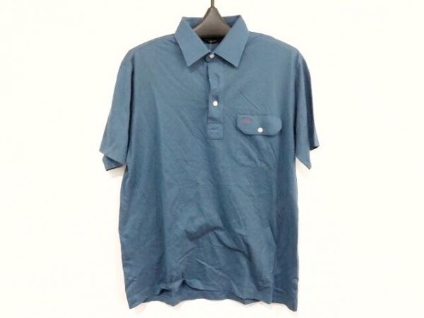 クリスチャンディオールムッシュ 半袖ポロシャツ サイズM メンズ