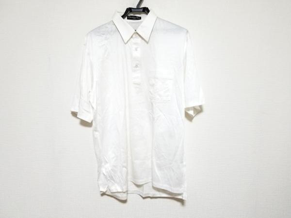 クリスチャンディオールスポーツ 半袖ポロシャツ サイズL メンズ 白