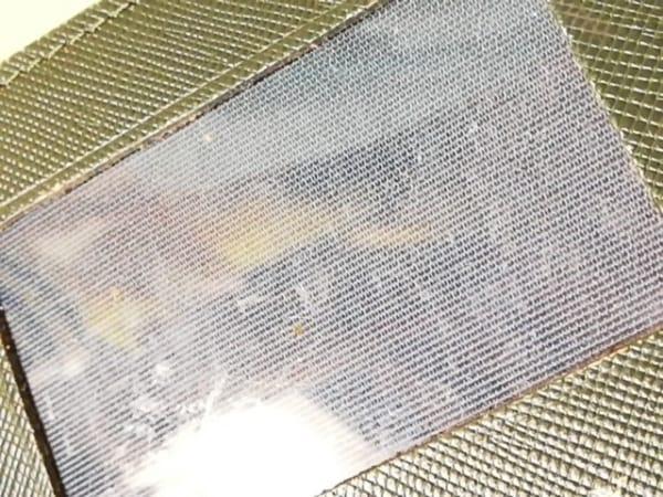 パトリックコックス パスケース ダークブラウン×ダークグリーン 6