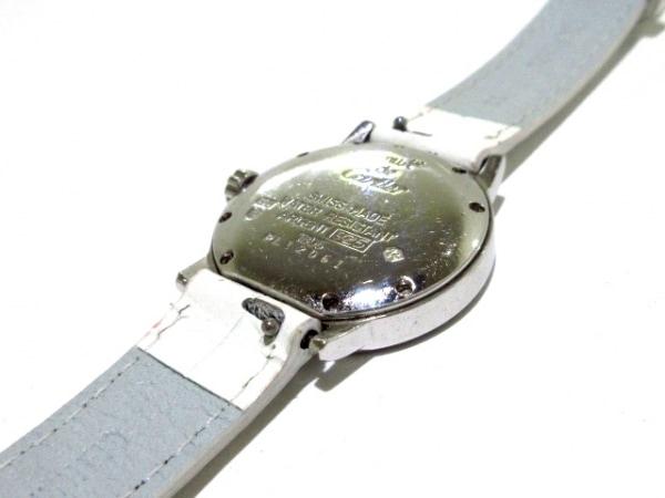 Cartier(カルティエ) 腕時計 マスト 1806 レディース 革ベルト/925 白