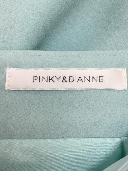 ピンキー&ダイアン スカートセットアップ サイズ38 M レディース美品  ライトブルー