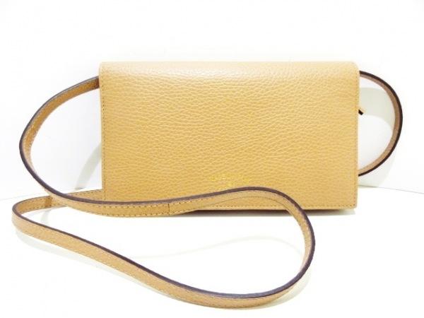 GUCCI(グッチ) 財布美品  スウィング 368231 ベージュ レザー