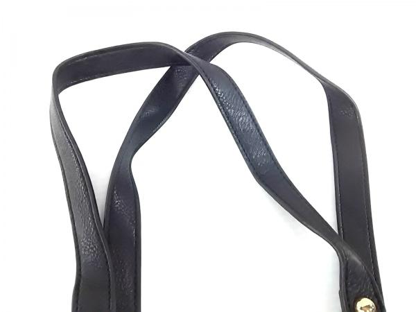FolliFollie(フォリフォリ) ショルダーバッグ 黒×アイボリー×レッド 合皮×化学繊維