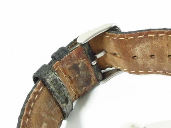 POLICE(ポリス) 腕時計 10969J メンズ シルバー
