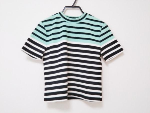 アレキサンダーワン 半袖Tシャツ サイズS レディース新品同様  ボーダー
