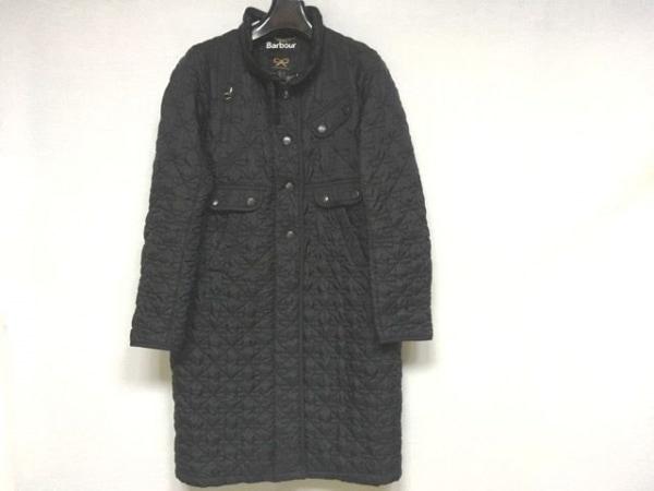 Barbour(バーブァー) コート サイズ8 M レディース美品  黒