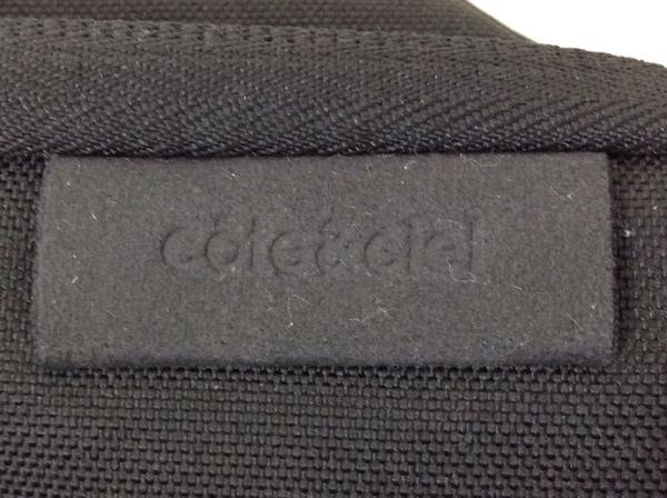 Cote&Ciel(コートエシエル) ワンショルダーバッグ 黒 ナイロン