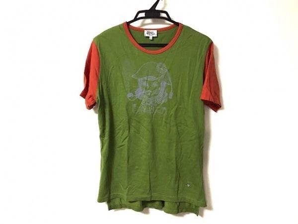 ヴィヴィアンウエストウッドマン 半袖Tシャツ サイズ50 メンズ