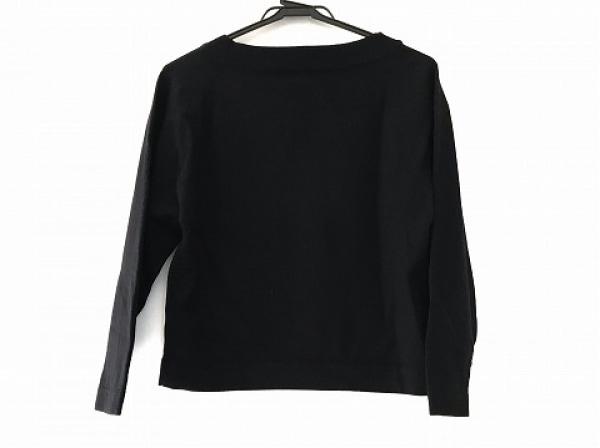 ADORE(アドーア) 長袖セーター サイズ38 M レディース美品  黒