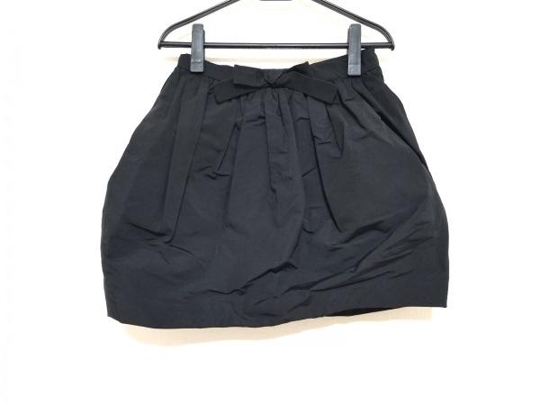 Bilitis(ビリティス) ミニスカート レディース美品  黒
