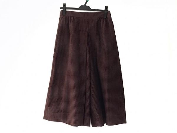 Mila Owen(ミラオーウェン) スカート サイズ0 XS レディース美品  ダークブラウン