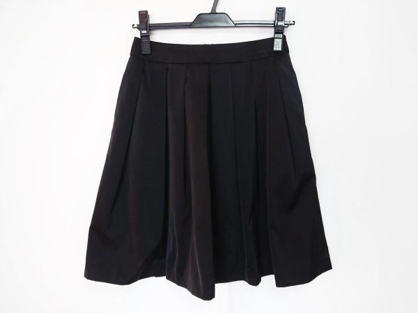 m's select(エムズセレクト) スカート サイズ36 S レディース 黒