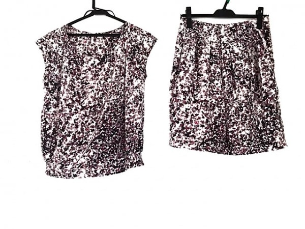 スピック&スパン ノーブル スカートセットアップ サイズ36 S レディース美品