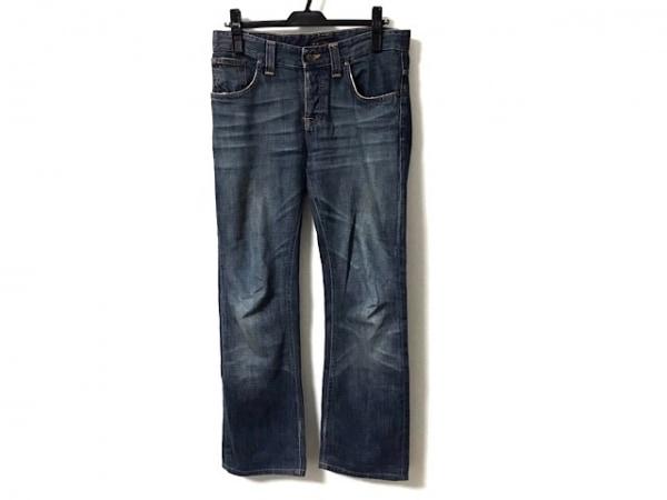 NudieJeans(ヌーディージーンズ) ジーンズ メンズ新品同様  ネイビー