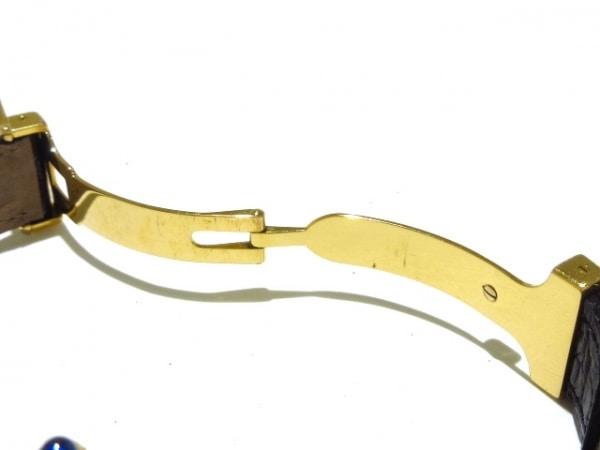 Cartier(カルティエ) 腕時計 マストタンクヴェルメイユ - レディース シルバー