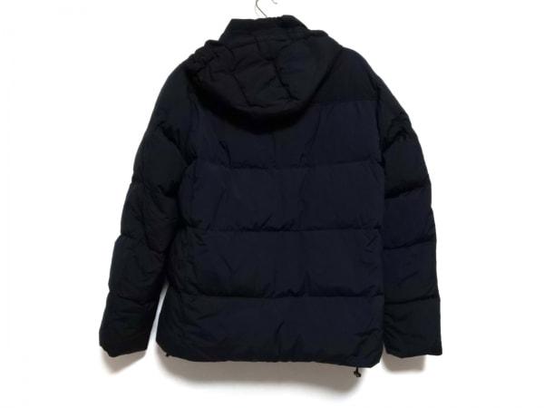 COMME CA MEN(コムサメン) ダウンジャケット サイズS メンズ ダークネイビー 冬物