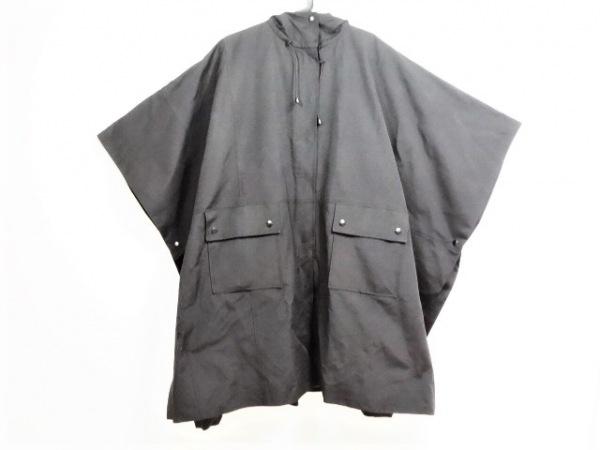 TODAYFUL(トゥデイフル) ポンチョ サイズ36 S レディース 黒 ロング丈/春・秋物