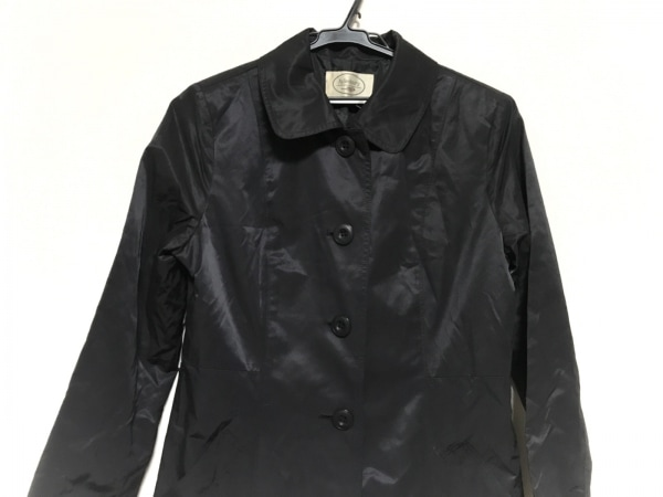 Aylesbury(アリスバーリー) コート サイズ11 M レディース美品  黒 春・秋物