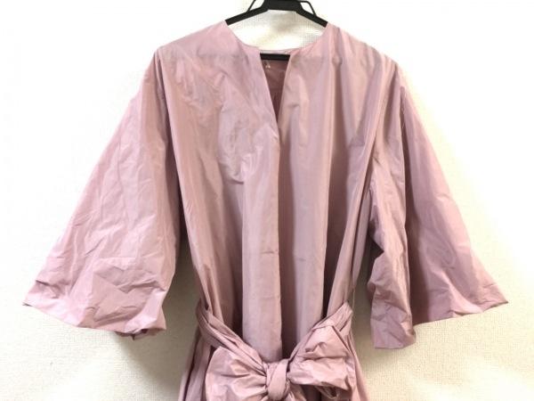 THE ROW(ザロウ) ワンピース サイズXS レディース美品  ピンク